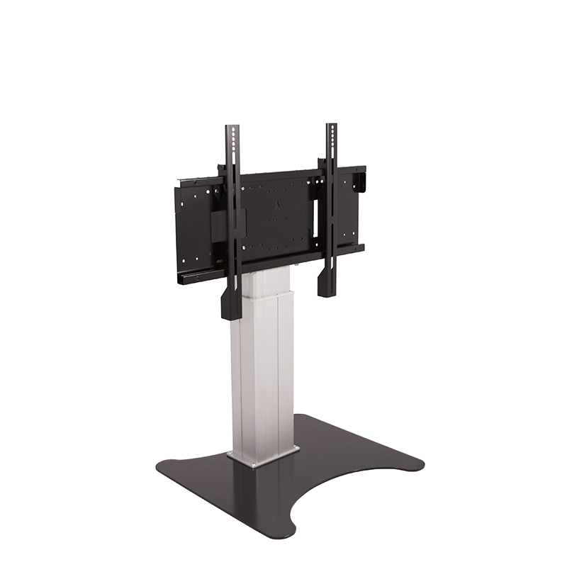 Hidden TV Lifts - Electric Hi-Lo® Mono 600 Free Standing LED