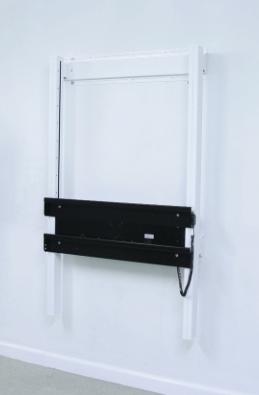 Hidden Tv Lifts Electric Hi Lo Screen Lift 750 Wall