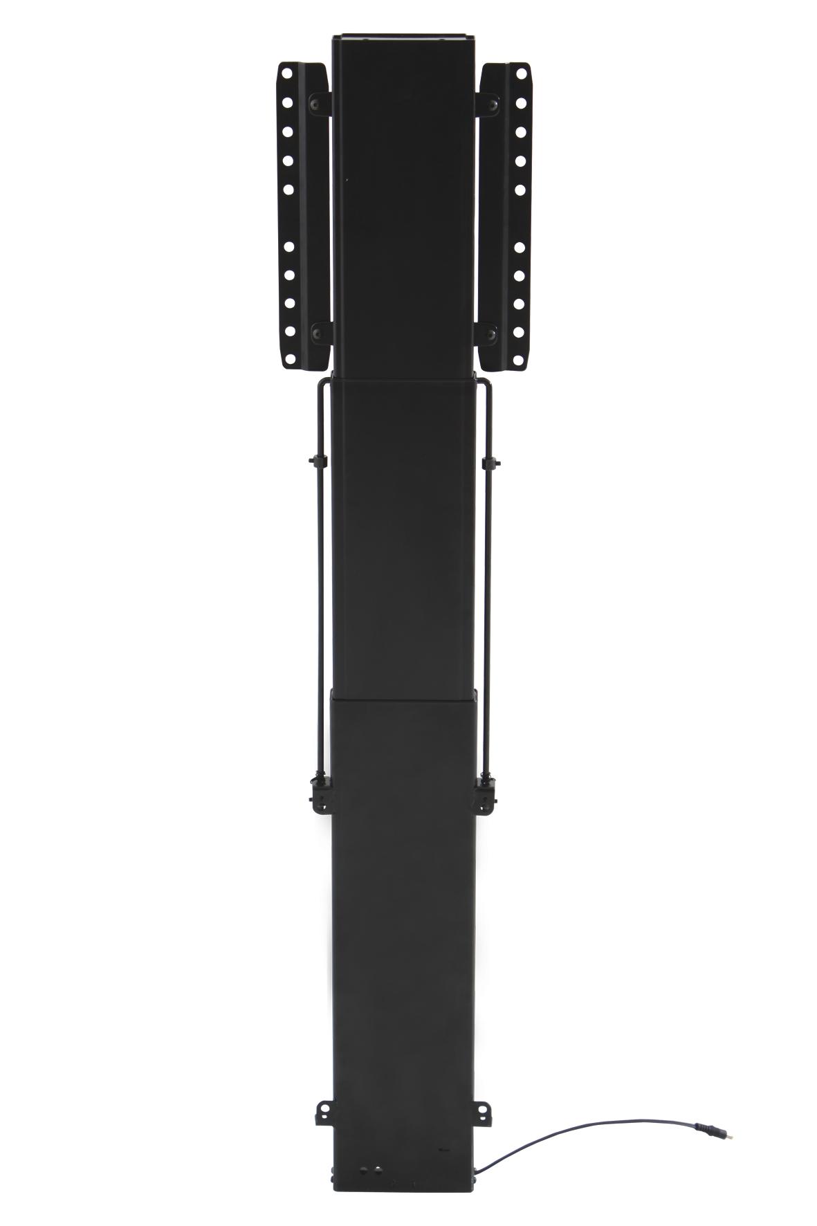 Hidden Tv Lifts Venset Ts600b 600mm Stroke Tv Lift For