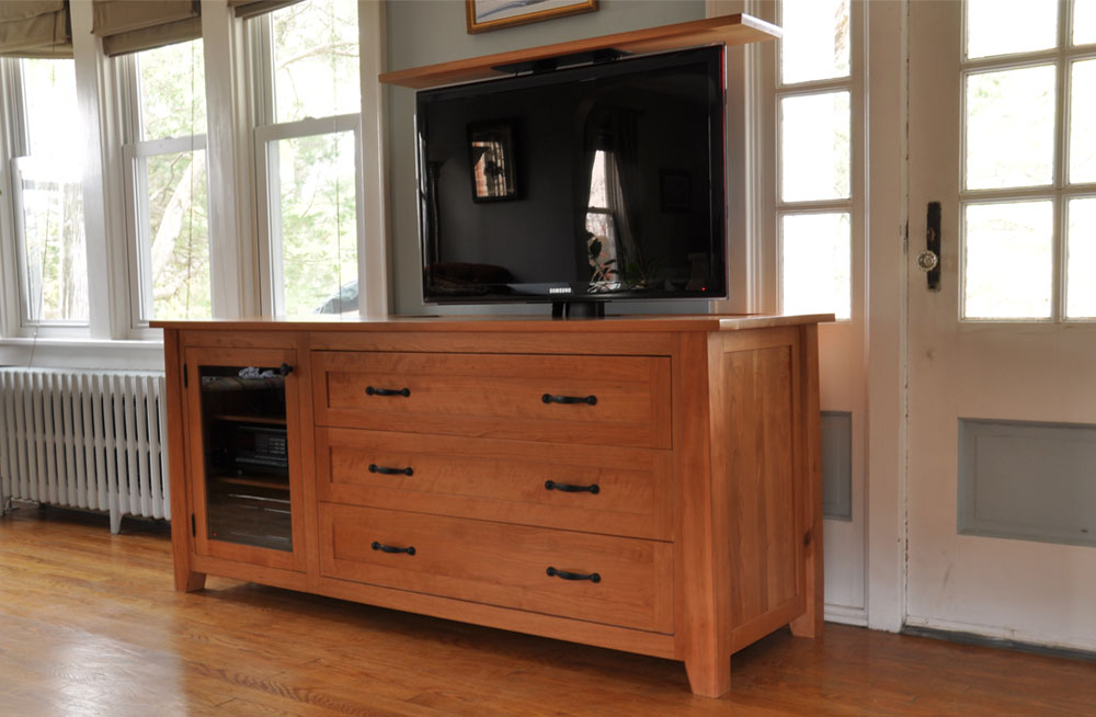Bedroom Pop Up Tv Cabinet