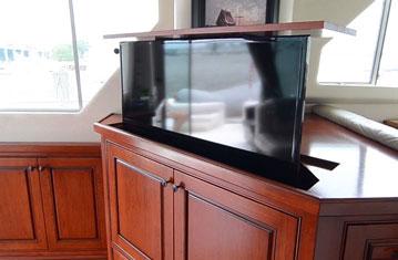 Hidden Tv Lifts Ideas For Built In Or Hidden Tv Lift