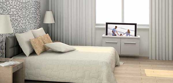 venset bedroom tv lift