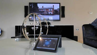 Venset TV Lift and Home Automation